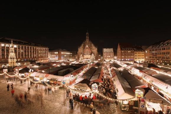 Nuremberg - christmas markets